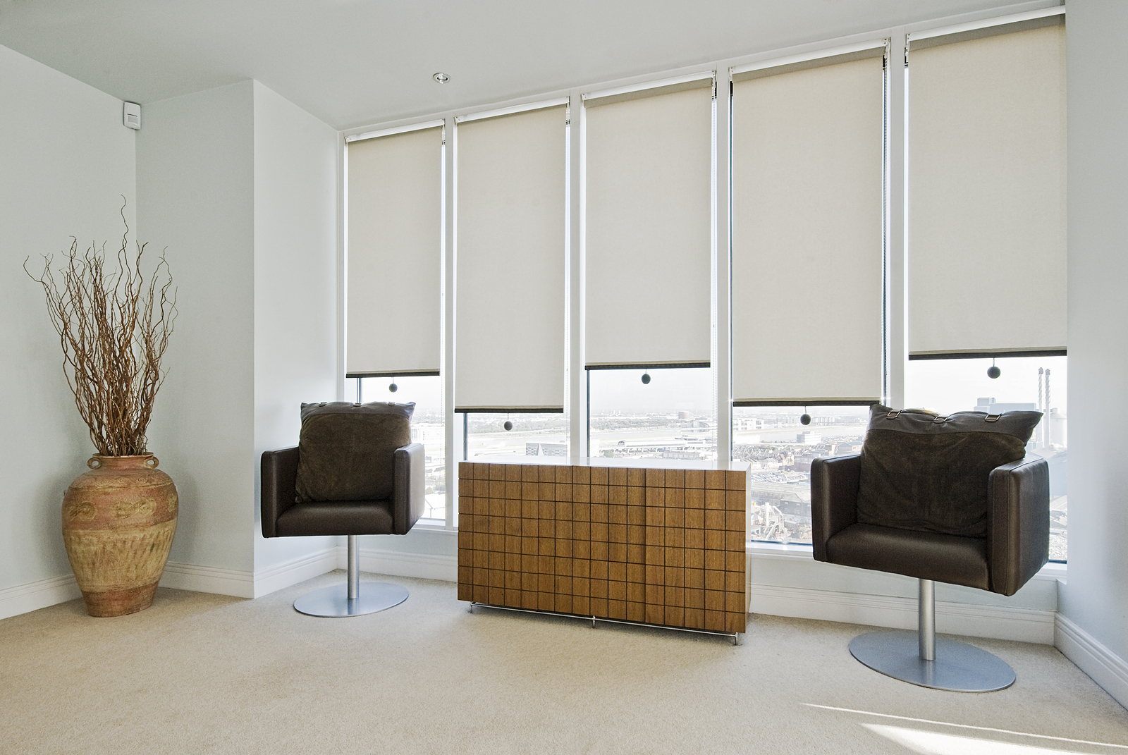 chic texture made in products the emma modern room these fabric to perfect custom shades look go roller family en blinds living rollershades sharp textured